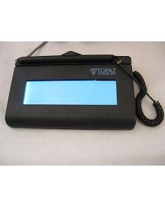 Topaz Signature Pad T-LBK462 (USB) Tempered Glass - 112mm x 33mm