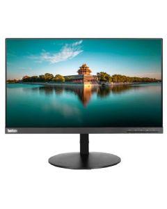 "LCD Monitor LENOVO T23I-10 23"" WLED IPS,  FHD (16:9), VGA+DP+HDMI, TILT/SWIV/H-A"