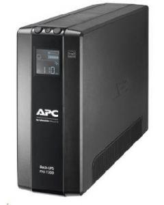 APC (BR1300MI) BACK-UPS PRO (BR), 1300VA, IEC(8), AVR, LCD MONITORING, 2YR WTY